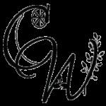 Crone walks Logo zwart