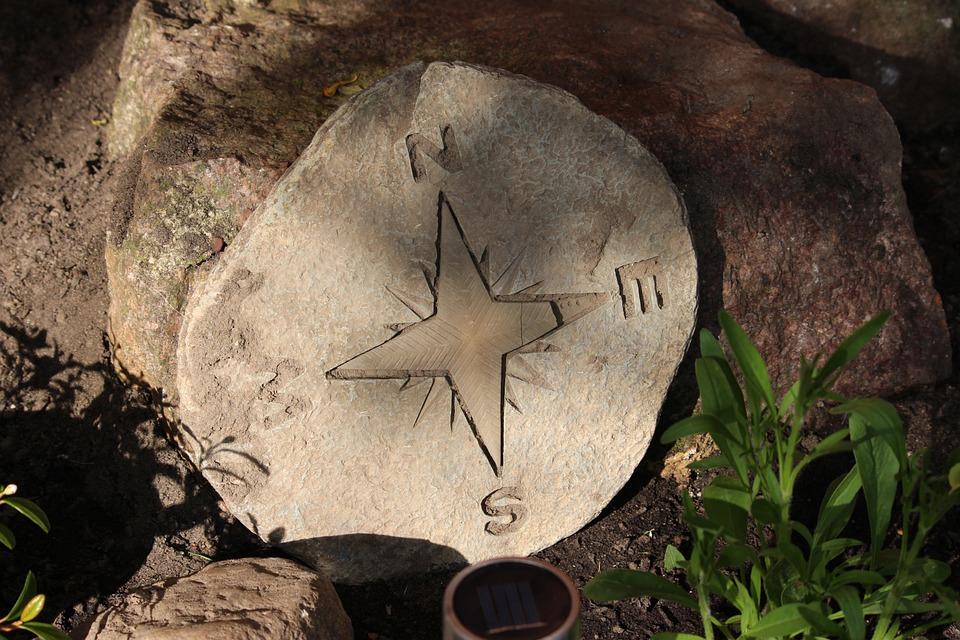 kompas op je levenspad
